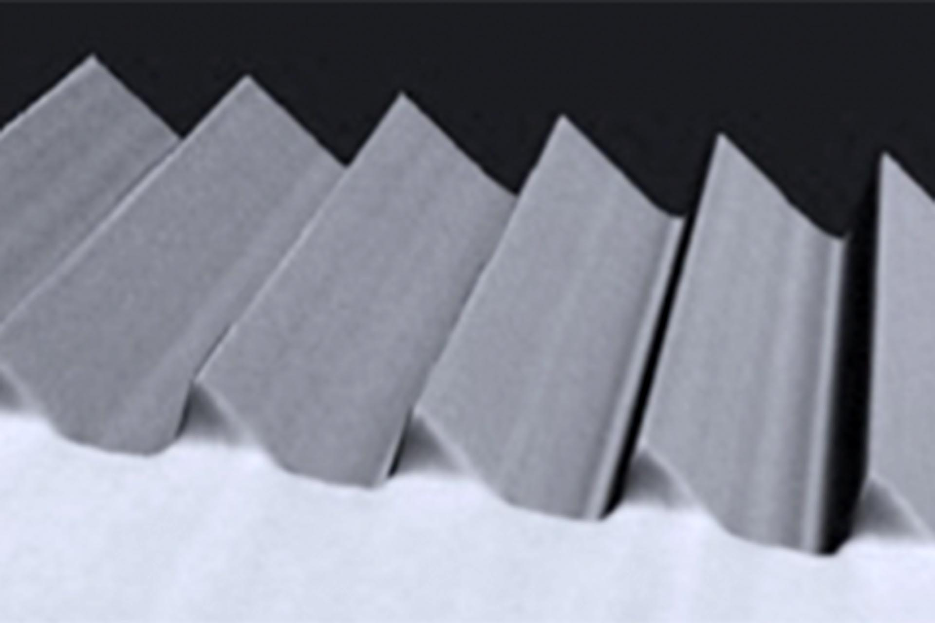 Blazed gratings are key components of many optical instruments, such as monochromators and spectrometers used in sensors, communication systems and other tools. (Courtesy of IGI)