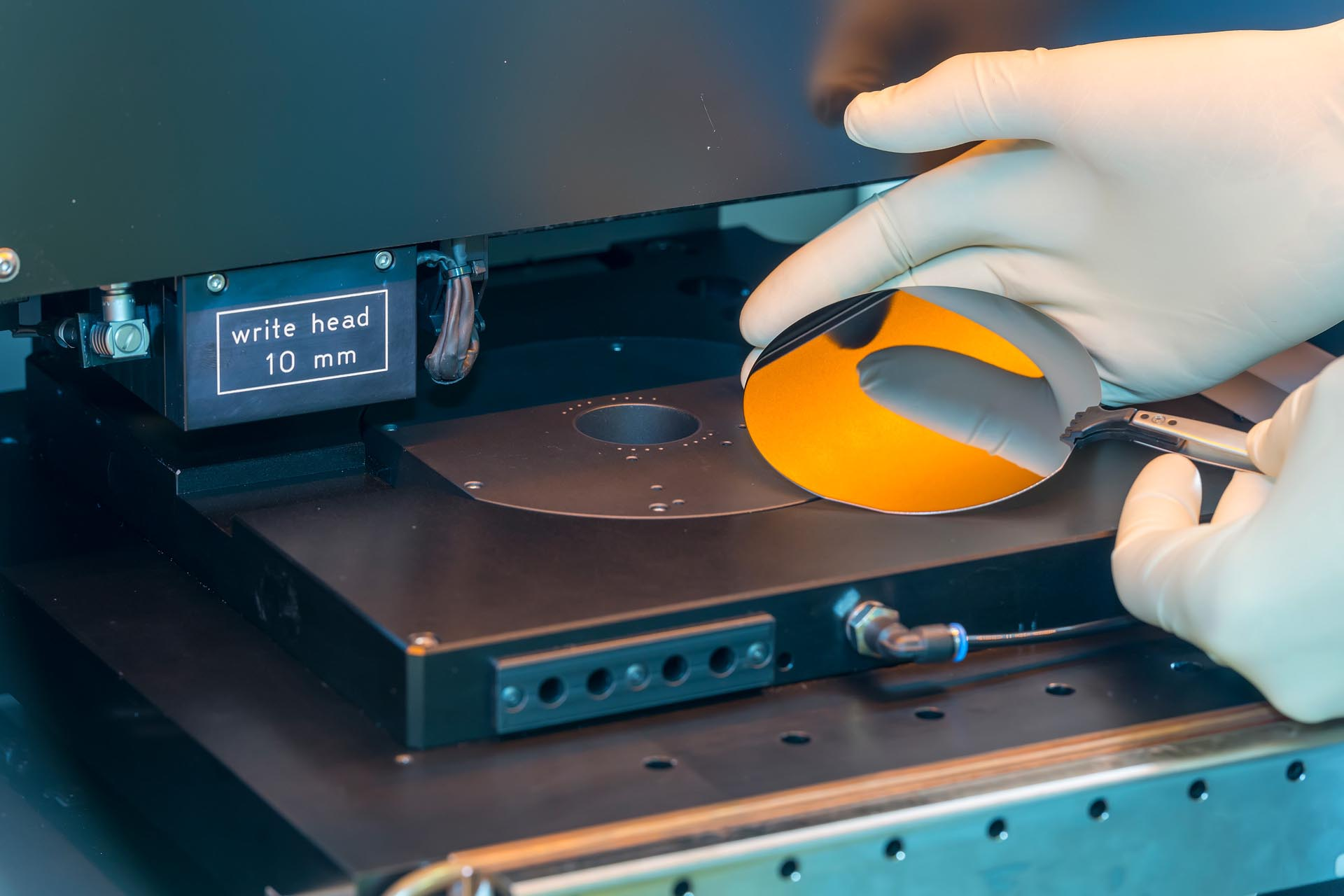maskless lithography_loading substrate